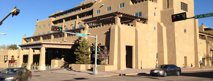 Eldorado Hotel & Spa Santa Fe is one of DMI Hotels.