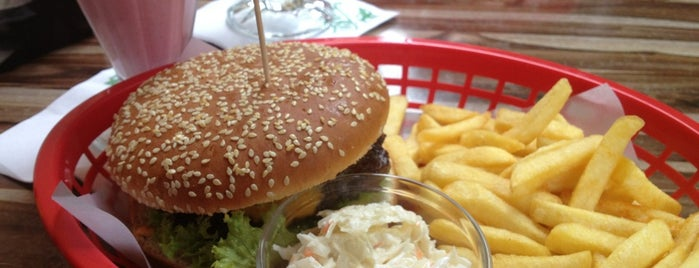 American Diner Berlin is one of Burger in Berlin.
