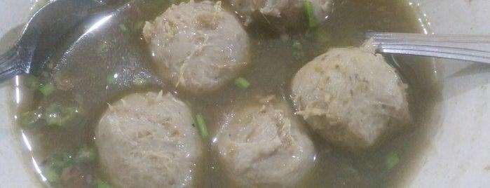 Bakso Son Haji - Sony V is one of Favorite Food.