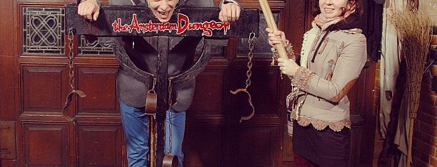 Amsterdam Dungeon is one of Must Visit in Amsterdam.