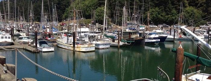 Noyo Harbor is one of MENDOCINO, CA.