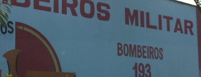 Corpo De Bombeiros - 8 Batalhão is one of Utilidade Pública.