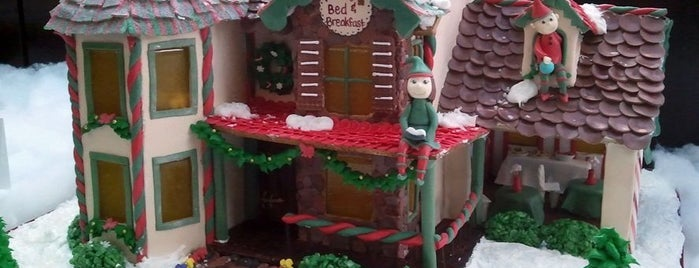 Bellevue Gingerbread Lane is one of Bellevue Christmas List.