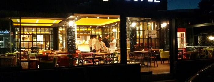 David People Coffee&Food is one of muğla 14.