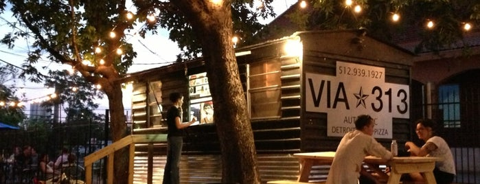 Via 313 is one of The 15 Best Places That Are Good for a Late Night in Austin.