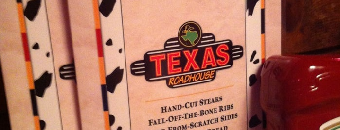 Texas Roadhouse is one of Must-visit Food in Fishers.