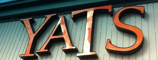 Yats is one of Top 10 dinner spots in Fishers, IN.
