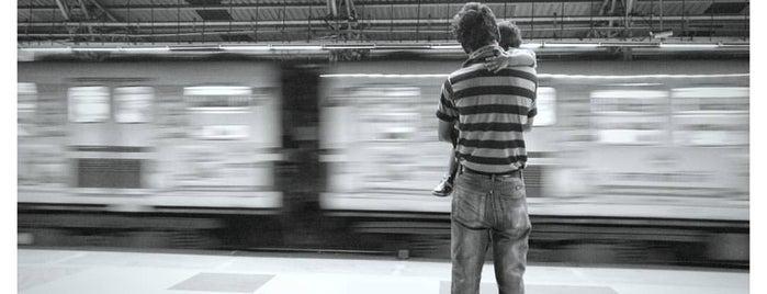 Kavi Nazrul Metro Station is one of Kolkata.