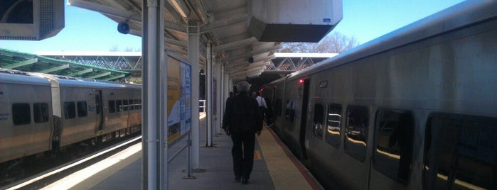 LIRR - Port Washington Station is one of Main list.