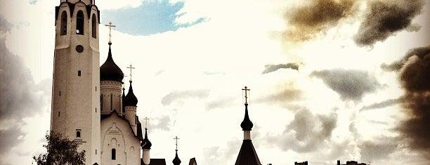 Храм св. Первоверховного апостола Петра is one of Православный Петербург/Orthodox Church in St. Pete.