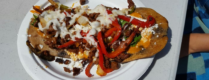 El Huarache Loco is one of Kick-A$$ To Do List in SF.