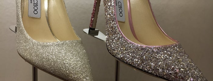 Jimmy Choo is one of Shopping.