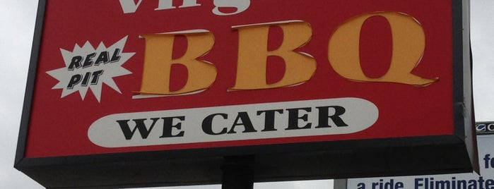 Virgie's Bar-B-Q is one of 2013 TMBBQ Top 50.