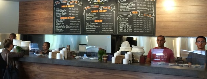 Philz Coffee is one of The 15 Best Places for Tropical Drinks in Los Angeles.
