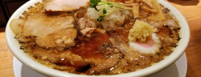 NEW OLD STYLE 肉そばけいすけ is one of ラーメン.