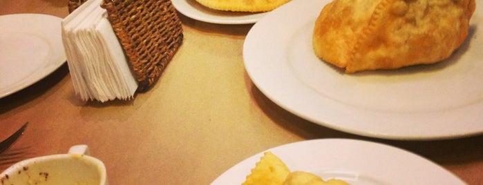 Entre Masas is one of comida e.e.