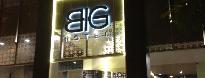 Hotel G Singapore is one of Getaway   Hotel.