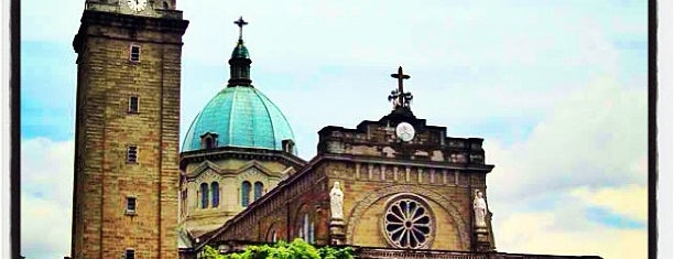 Cathedral-Basilica of the Immaculate Conception of Manila (Manila Cathedral) is one of Mabuhay ♥.