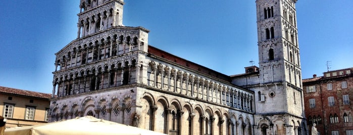 Duomo di Lucca is one of Italien.