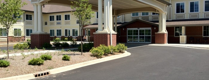 Three Oaks Assisted Living is one of healthcare.