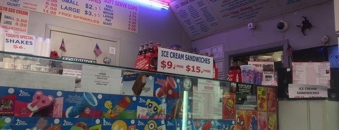 Coyle's Homemade Ice Cream is one of Long Island Ice Cream Tour.