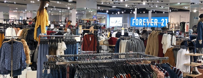 Forever 21 is one of Chilecito 🗻.