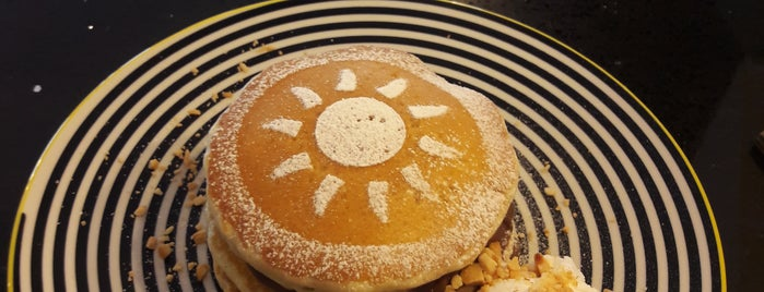 P'an-Ku Pancakes is one of İzmir.