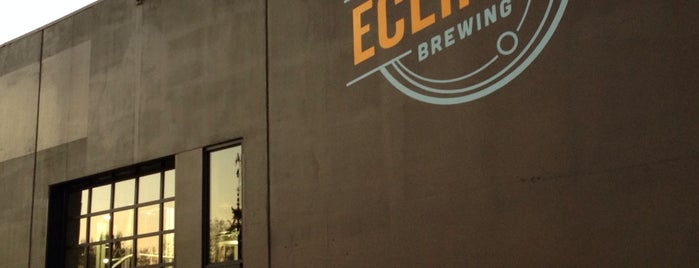 Ecliptic Brewing is one of Portland.