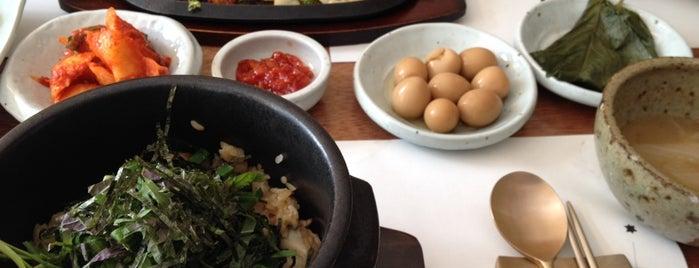 한성별식 is one of 강북.