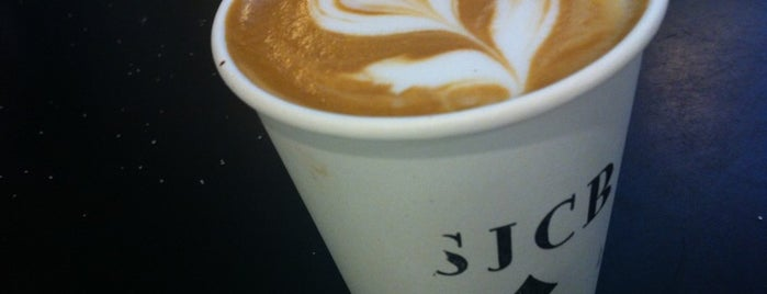 Sam James Coffee Bar (SJCB) is one of Toronto.