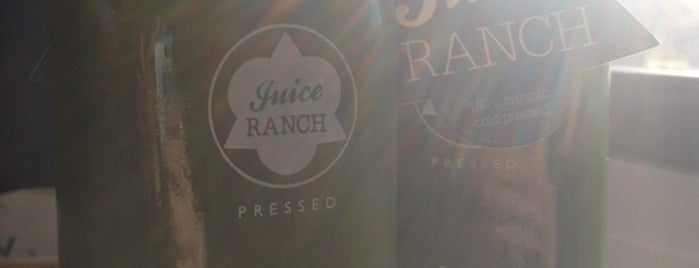 Juice Ranch is one of Eating my way through SB.