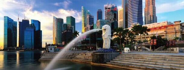 Singapore is one of Capital Cities of the World.