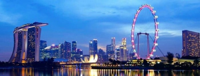 Singapore is one of World Capitals.