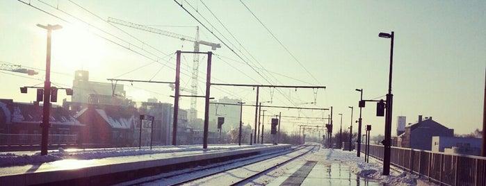 Station Roeselare is one of Bijna alle treinstations in Vlaanderen.