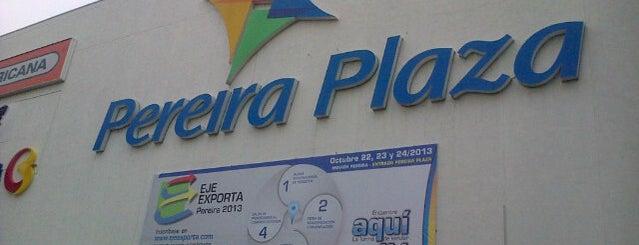 Centro Comercial Pereira Plaza is one of Sitios Favoritos.