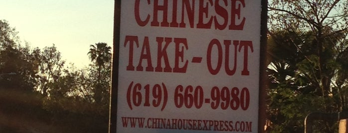 China House Express is one of Foodie places.