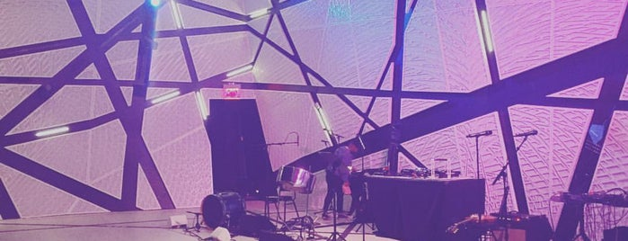 National Sawdust is one of New York.