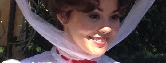 Mary Poppins Meet & Greet is one of Walt Disney World - Epcot.