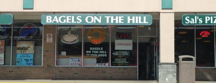 Bagels On The Hill is one of My Favorite Places To Eat.
