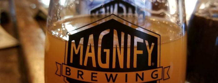 Magnify Brewing is one of Northeast Food & Drink.