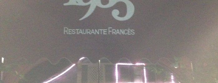 Restaurant 1985 is one of Increibles lugares para comer rn Panama.