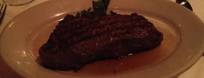 Morton's The Steakhouse is one of Current Best Of San Antonio 2012.