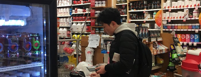 GNC is one of NYC - Quick Bites!.