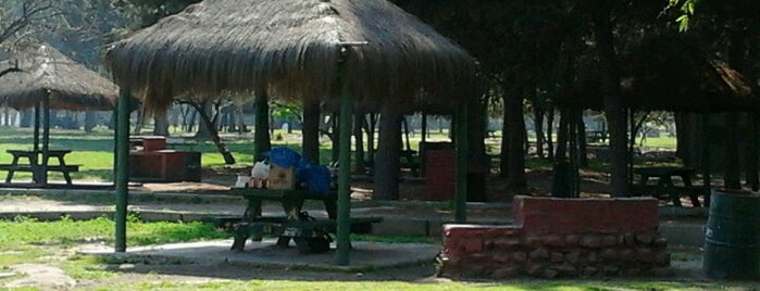 Parque Padre Hurtado is one of Santiago City.