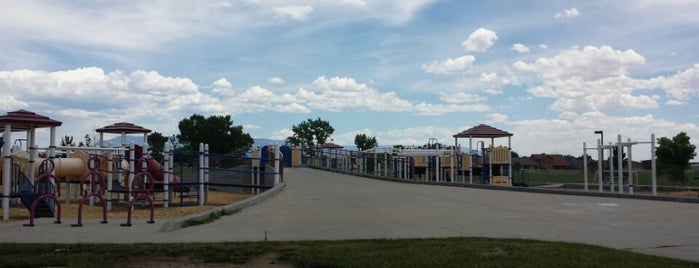 Canyonview Park is one of July Diabetes Events.