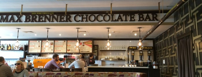 Max Brenner is one of Eat&Drink in Moscow.
