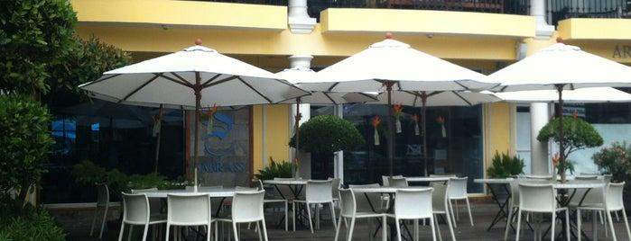 Sabrass Restaurante is one of Santiago.