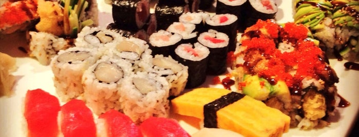 Yamato is one of Cravings.