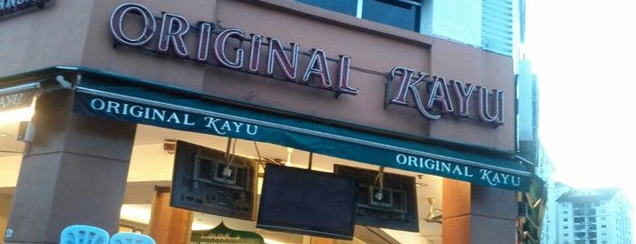 Original Kayu Nasi Kandar is one of restaurant.