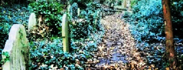 Highgate Cemetery is one of London // Outdoors.